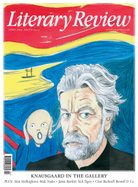 Literary Review April 2019