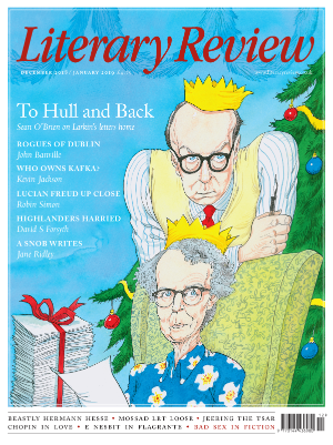 Literary Review Issue-471-Dec-2018