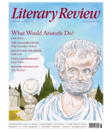 Literary Review May 2018