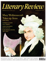 Literary Review February 2021 cover