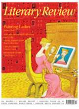 Literary Review March 2021 front cover