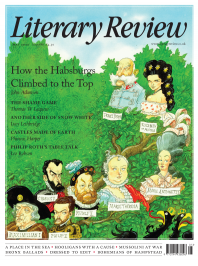 Literary Review May 2020 front cover