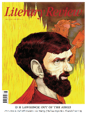 Literary Review May 2021 cover