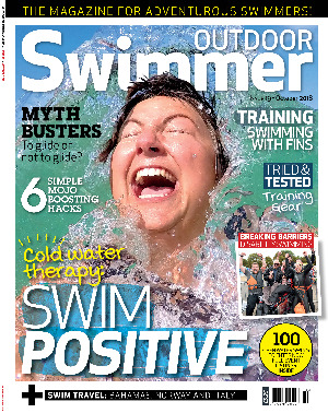 Outdoor Swimmer October 2018 front cover