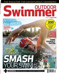 Outdoor Swimmer August 18 front cover