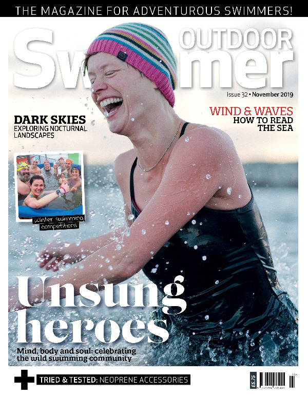 Outdoor Swimmer November 2019