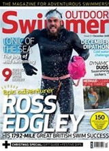 Outdoor Swimming Magazine Dec 18 front cover