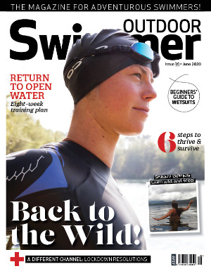 Outdoor Swimmer June Issue