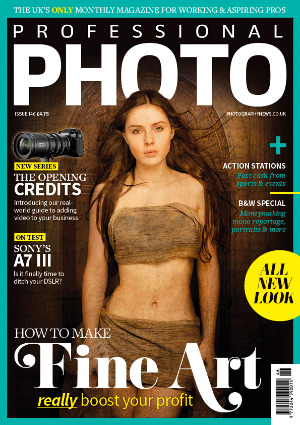 Professional Photo Issue 146 front cover