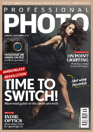 Professional Photo Issue 156 front cover