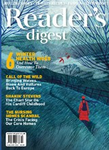 Readers Digest Feb 2021 front cover
