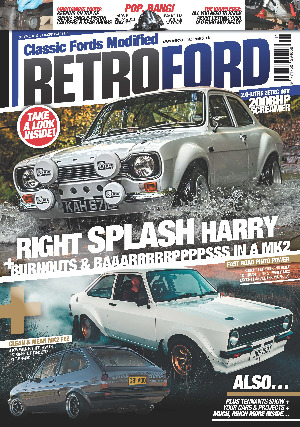Retro Ford December 18 front cover