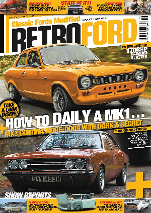 Retro Ford Jan 19 Front cover