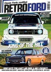 Retroford Front Cover March 2018