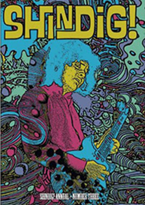 Shindig Annual No 3 front cover