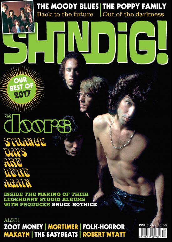 Shindig Issue 74