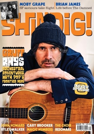 Shindig Issue 79 front cover