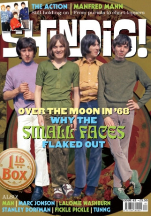 Shindig Issue 82 front cover