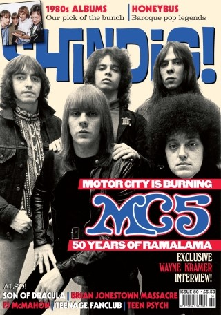 Shindig front cover Issue 80