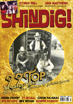 Shindig front cover issue 85