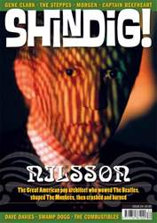 Shindig issue 34 front cover
