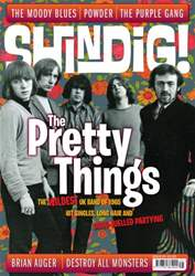 Shindig issue 45 front cover