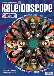 Shindig issue 47 front cover