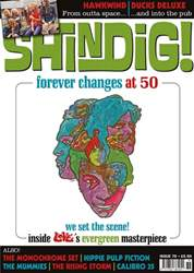 Shindig issue 76
