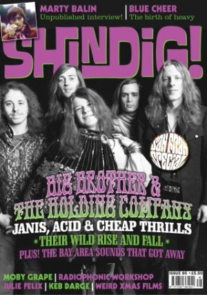 Shindig issue 86