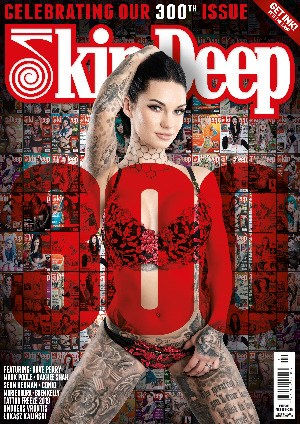Skin Deep Issue 300