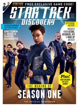 Star Trek: Discovery: The Official Companion