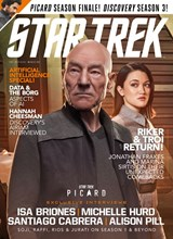 Star Trek Issue 75 front cover