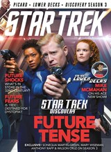 Star Trek Issue 76 front cover