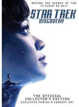 Star Trek Discovery - The official collectors edition 2017