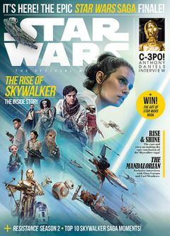 Star Wars Insider Issue 194 front cover
