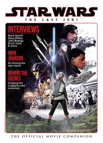 Star Wars: The Last Jedi - The Official Movie Companion