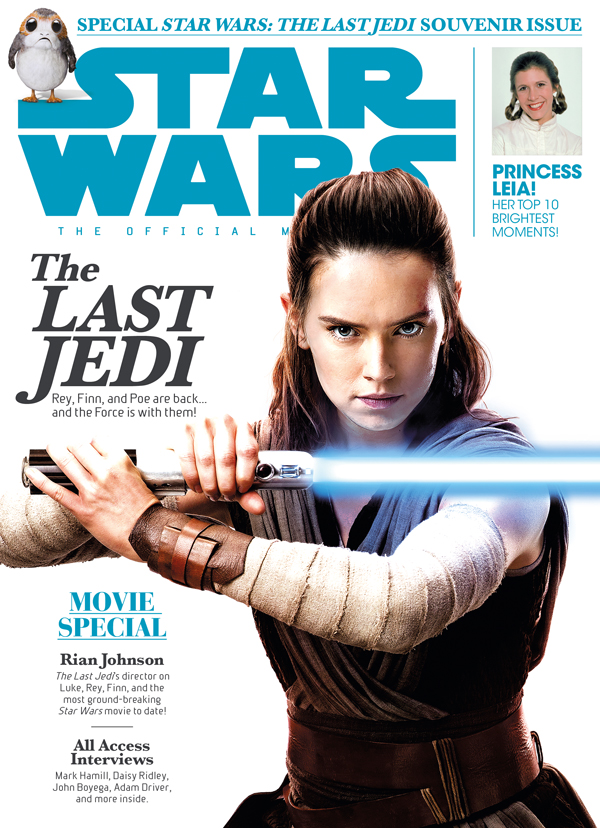 Star Wars Back Issue 2018
