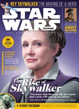 Star Wars Insider Issue 196 front cover