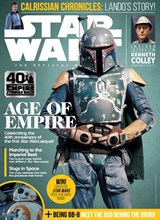Star Wars Insider Issue 197 front cover