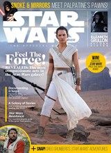 Star Wars Insider  Issue 198 front cover