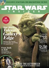 Star Wars Insider Issue 202 front cover