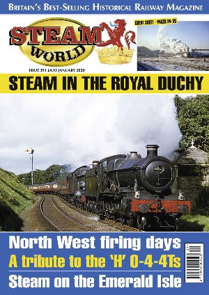 Steam World January 2020 front cover
