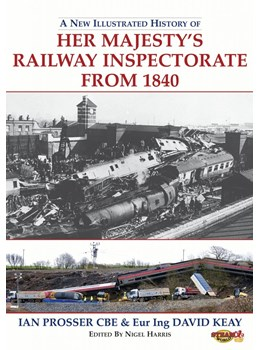 Her Majesty's railway inspectorate from 1840