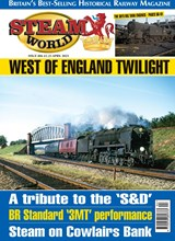 Steam World April 2021 front cover