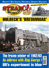 Steam world January 2021 front cover
