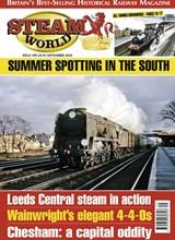 Steam World September 2020 front cover