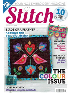 Front cover Stitch 106