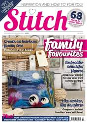 Front cover Stitch 110