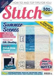 Stitch issue 113 front cover