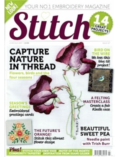 Front cover Stitch 107